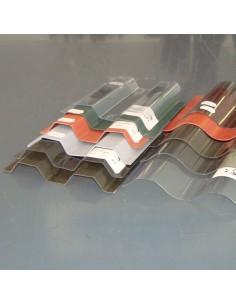 PVC Hullámlemez 0.8x1500x10000