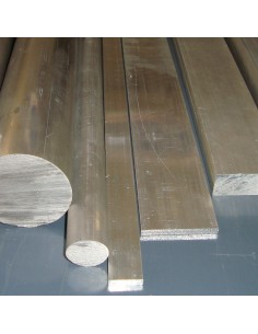 Alumínium lapos rúd 40mmx3mm