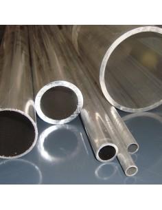 Alumínium cső 25mmx3mm