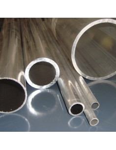 Alumínium cső 38mmx1.5mm