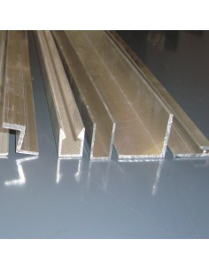 Alumínium T profil...