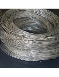 Alumínium huzal 2,5mm Lágy