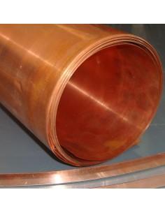 Vörösréz szalag 0,6mmx670mm