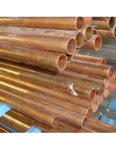 Vörösréz cső 54mmx1,5mm sanco